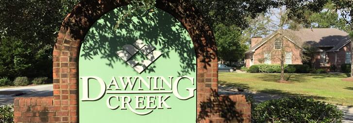 Dawning Creek in Wilmington, NC