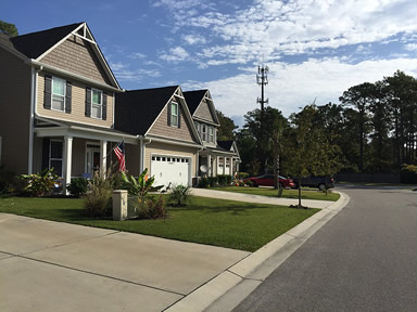 Homes in The Park at Willowick