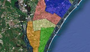 Wilmington Nc Zip Code Map Wilmington NC zip code map