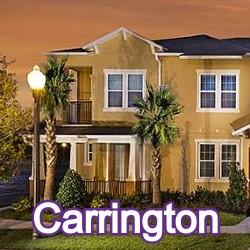 Carrington Windermere Homes for Sale