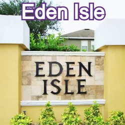 Eden Isle Windermere Homes for Sale