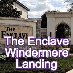 The Enclave at Windermere Landing Windermere Homes for Sale