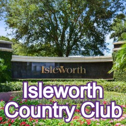 Isleworth Golf and Country Club Windermere Homes for Sale
