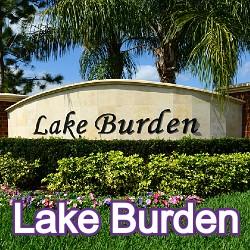 Lake Burden Windermere Homes for Sale
