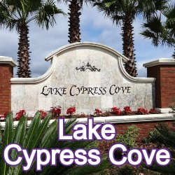 Lake Cypress Cove Windermere Homes for Sale