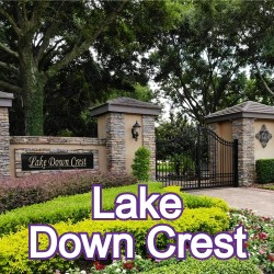 Lake Down Crest Windermere Homes for Sale