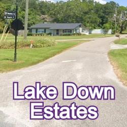 Lake Down Estates Windermere Homes for Sale