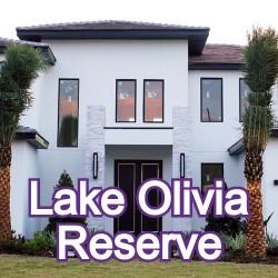 Lake Olivia Reserve Windermere Homes for Sale