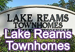 Lake Reams Townhomes Windermere Homes for Sale