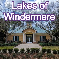 The Lakes of Windermere Homes for Sale