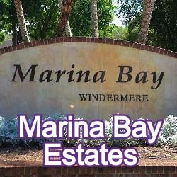 Marina Bay Estates Windermere Homes for Sale