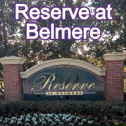 The Reserve at Belmere Windermere Homes for Sale