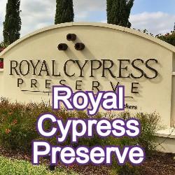 Royal Cypress Preserve Windermere Homes for Sale