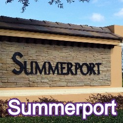 Summerport Windermere Homes for Sale
