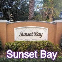 Sunset Bay Windermere Homes for Sale
