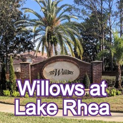 The Willows at Lake Rhea Windermere Homes for Sale