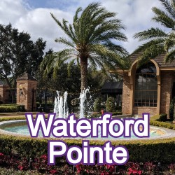 Waterford Pointe Windermere Homes for Sale