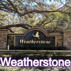 Weatherstone Windermere Homes for Sale