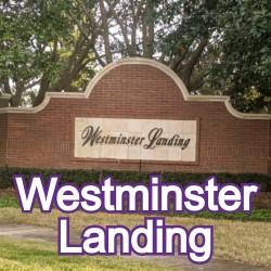 Westminster Landing Windermere Homes for Sale
