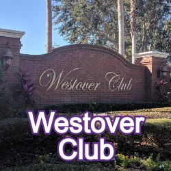 Westover Club Windermere Homes for Sale