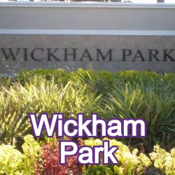 Wickham Park Windermere Homes for Sale