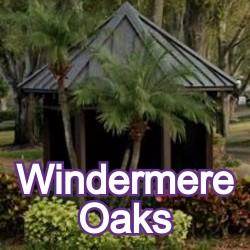 Windermere Oaks Windermere Homes for Sale