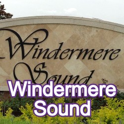 Windermere Sound Windermere Homes for Sale