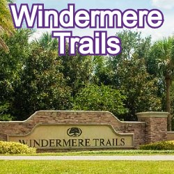 Windermere Trails Windermere Homes for Sale