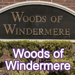 The Woods of Windermere Homes for Sale