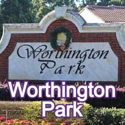 Worthington Park Windermere Homes for Sale