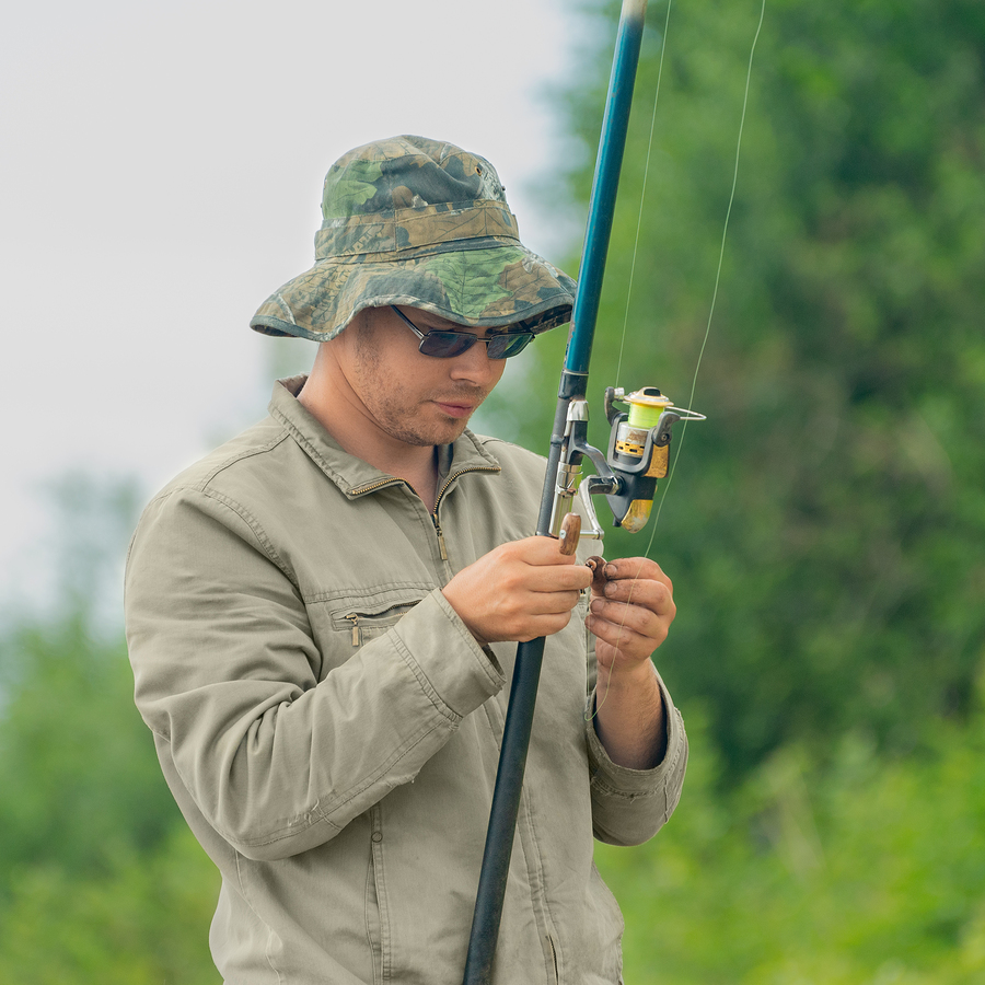 Go fishing on Wisconsin Dells real estate at B&H Trout Fishing.