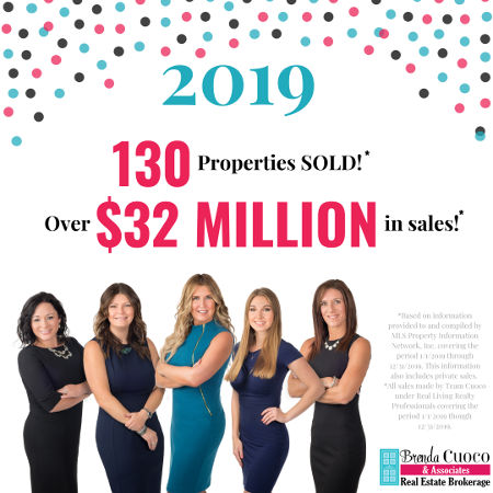 130 Properties and $32 Million Dollars in 2019
