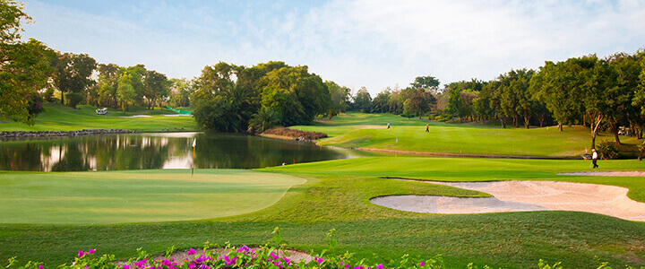 Properties on a Golf Course for Sale