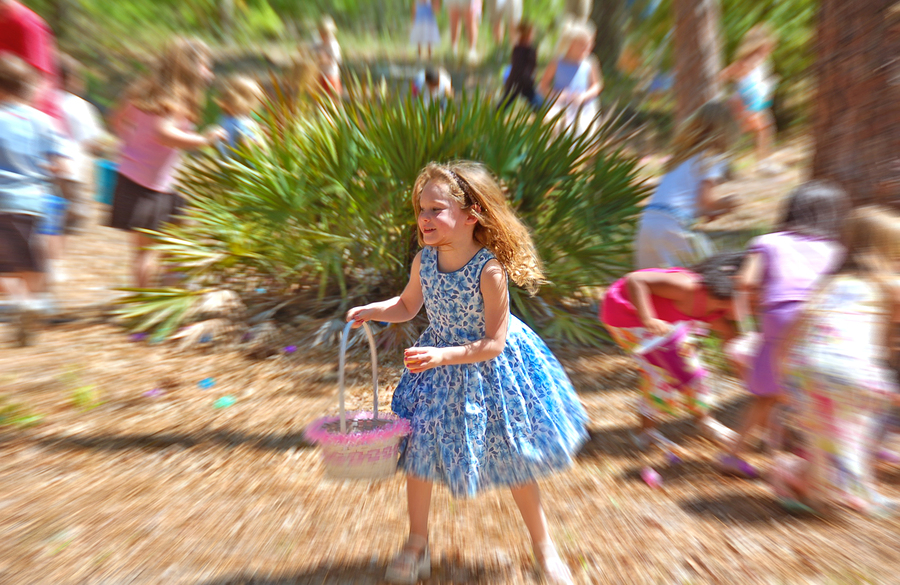 Go egg hunting on North Myrtle Beach real estate.