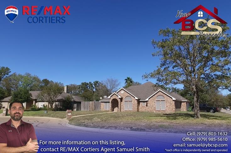 austins colony bryan texas home view 1