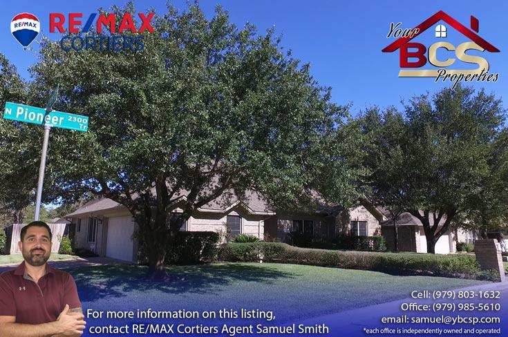 austins colony bryan texas home view 2