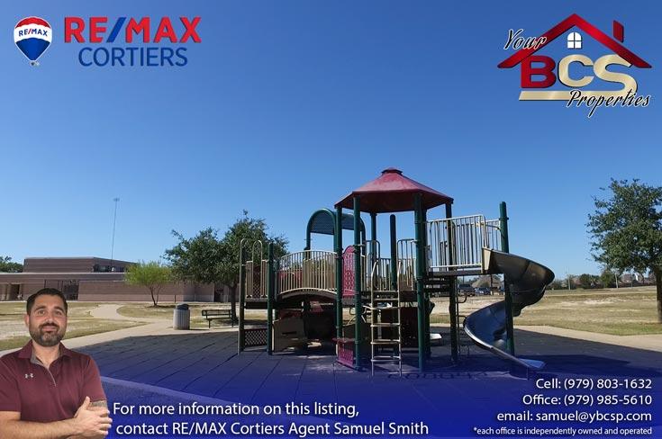 austins colony bryan texas park play area