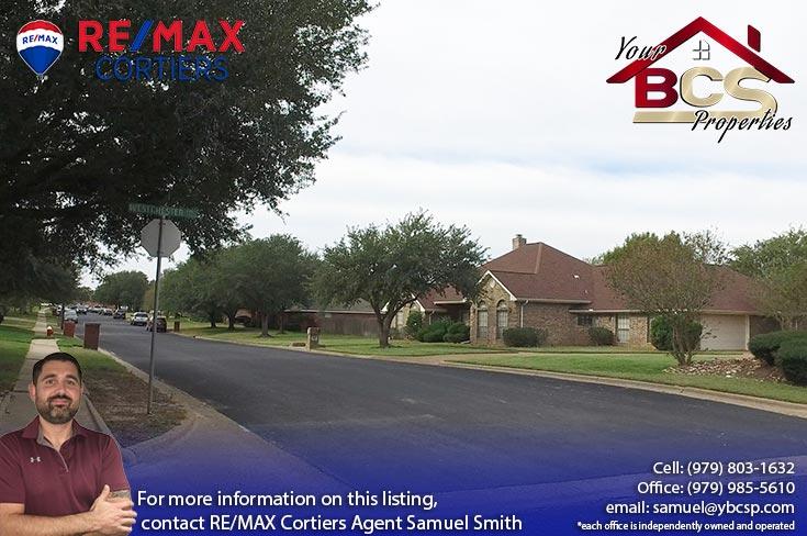 brandon heights college station texas street view
