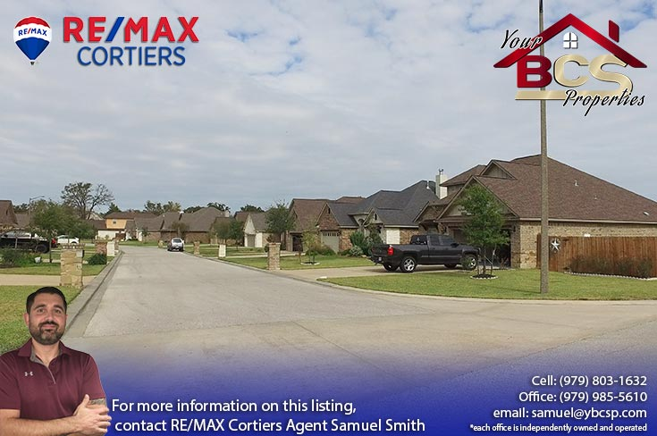 castle rock subdivision college station texas street view