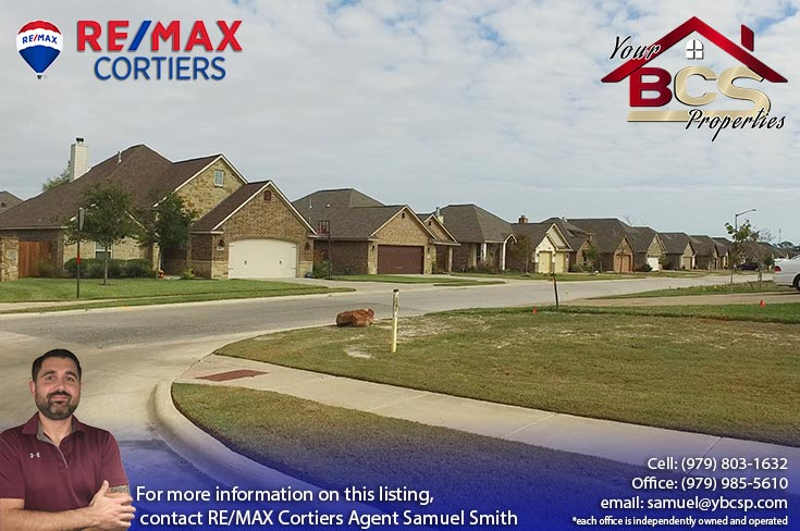 castle rock subdivision college station texas suburban homes