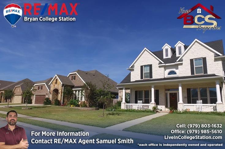 castlegate ii subdivision colllege station texas elegant suburban home