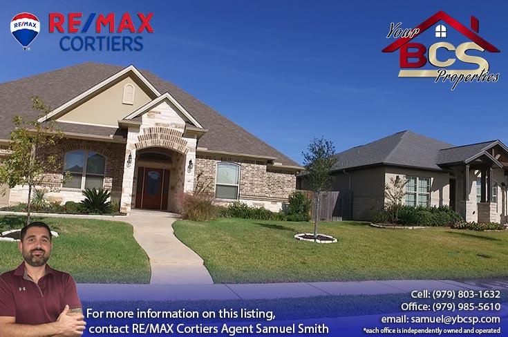 castlegate ii subdivision college station texas suburban home