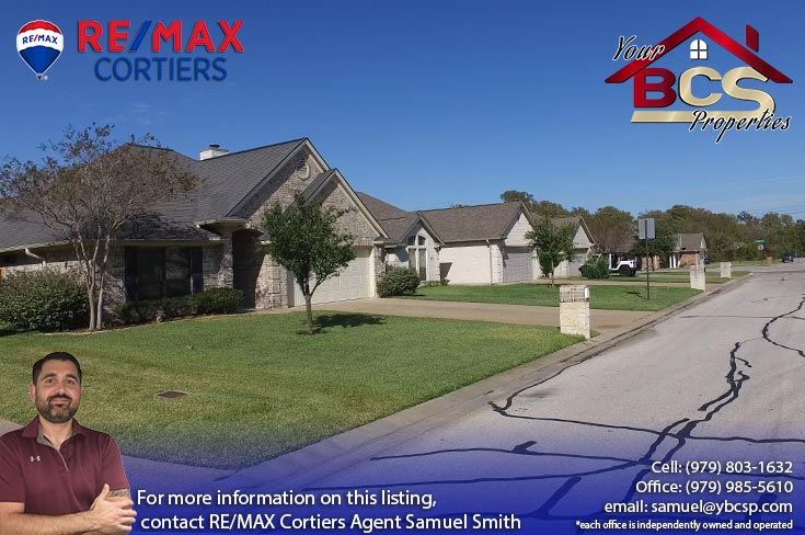 edelweiss gartens subdivision college station texas home with curb appeal
