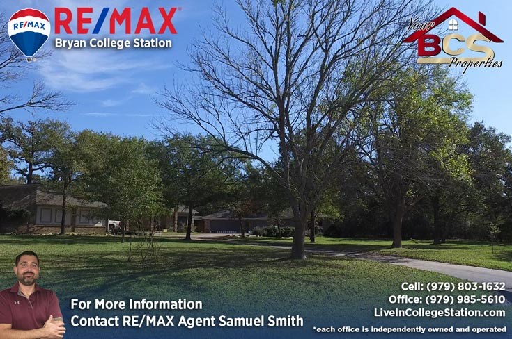 foxfire subdivision college station texas home with curb appeal