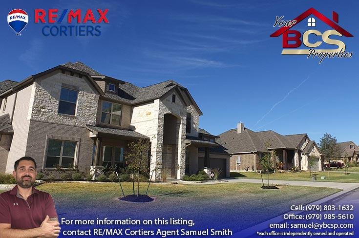 greenbrier subdivision bryan texas elegant suburban home