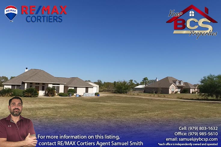 north country estates bryan texas suburban homes on large lot