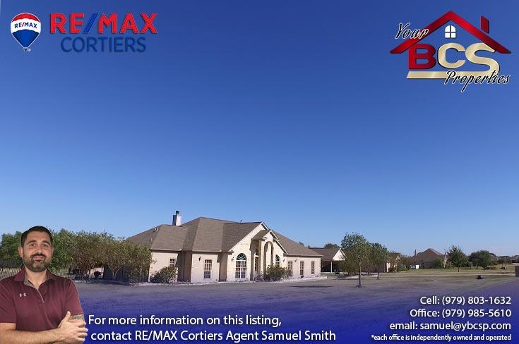 north country estates bryan texas large suburban home