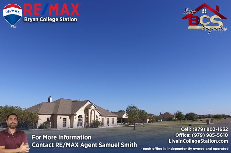 north country estates bryan texas large suburban home