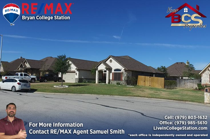 park meadow subdivision bryan tx home with curb appeal