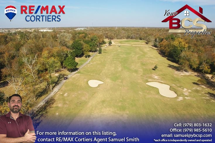 pebble creek college station tx aerial view of golf course